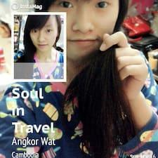玉娜 felhasználói profilja