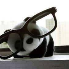 熊猫 felhasználói profilja