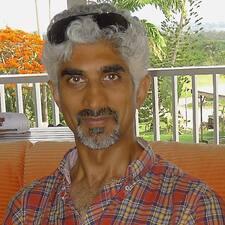 Sacha felhasználói profilja