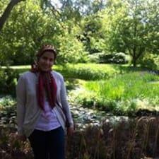 Shirin User Profile