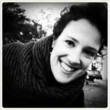 Calandra felhasználói profilja
