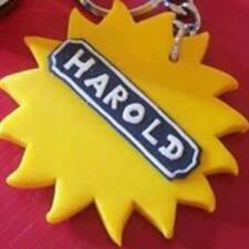 โพรไฟล์ผู้ใช้ Harold