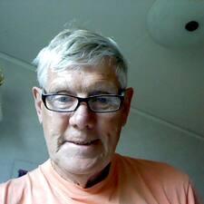 Jüri felhasználói profilja