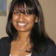 Profil utilisateur de Anuja