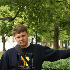 Дмитрий/Dmitrii User Profile