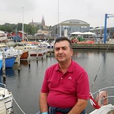 Tiberio Maurizio User Profile