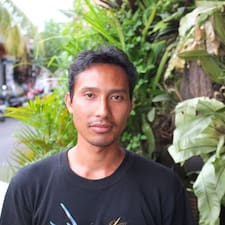 Agung User Profile