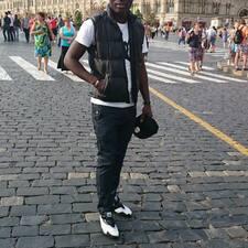 Profil utilisateur de Sidibe