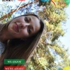Profil utilisateur de Evheniya