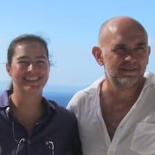 โพรไฟล์ผู้ใช้ Delphine & Nicolas