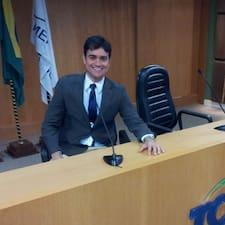 Profil utilisateur de José Maurício