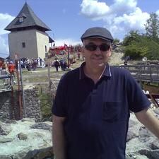 Sandor felhasználói profilja