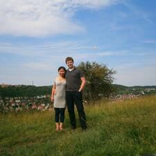 Profilo utente di Andreas & Jackie