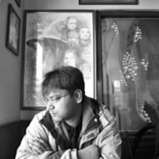 Profil utilisateur de Pallav