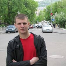 Perfil de usuario de Evgenii