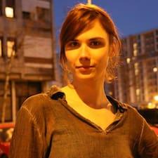 Profil utilisateur de Lidija