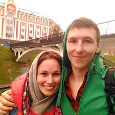 Perfil de usuario de Aleksey & Lise