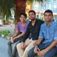 Profil utilisateur de Prabhat