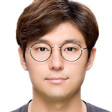 Perfil do utilizador de Jihoon