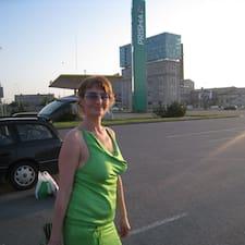 Jevgenia — хозяин.