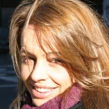 Perfil do utilizador de Valentina