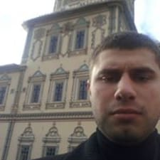 โพรไฟล์ผู้ใช้ Vladyslav