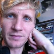 Perfil do utilizador de Morten