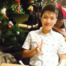 โพรไฟล์ผู้ใช้ Peng Jie
