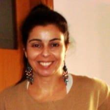 Kristia felhasználói profilja