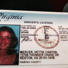 Profil korisnika Hettie