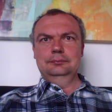 Sergiy felhasználói profilja
