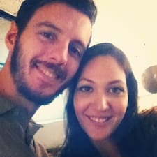 Profil utilisateur de Carolina & Vincent