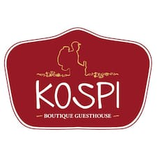 Kospi的用戶個人資料