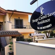 Borgo User Profile