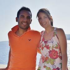 Blandine & Felipe est l'hôte.