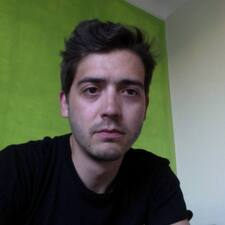 Perfil do utilizador de Sébastien