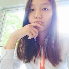 Perfil do usuário de Yiyi