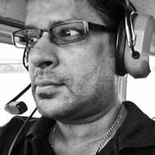 Användarprofil för Vishnu Rajendran