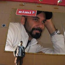 Silvio ist der Gastgeber.