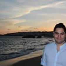 Jose Andres felhasználói profilja