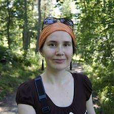 Marinka User Profile