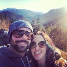 Dave & Samantha User Profile