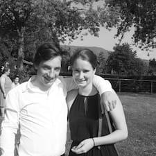 Profil Pengguna Simon & Lara-Florine