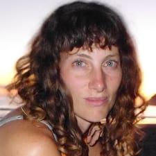 Erin felhasználói profilja