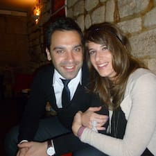 Axelle & Pedro Brukerprofil