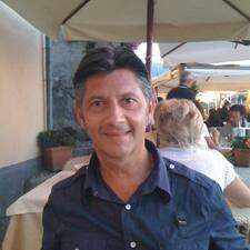 Henkilön Piero käyttäjäprofiili