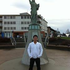 Thang felhasználói profilja