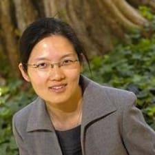 Profil utilisateur de Yinghui