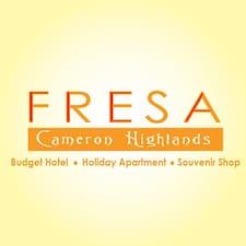 Fresa est l'hôte.