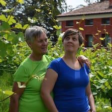 Perfil de l'usuari Maria Luisa & Chiara